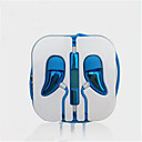 cheap Headsets & Headphones-H1027 In Ear Wired Headphones Dynamic Plastic Mobile Phone Earphone with Microphone Headset