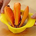hesapli Fırın Araçları ve Gereçleri-Mutfak aletleri Plastik Yaratıcı Mutfak Gadget Kesici ve Dilimleyici Meyve