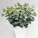 tanie Dekoracja biura-Sztuczne Kwiaty 1 Gałąź Pasterski Styl Rośliny Bukiety na stół