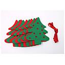 ieftine Colier la Modă-Decoratiuni de vacanta Animale Ornamente / Steaguri De Crăciun Petrecere / Halloween / Crăciun Curcubeu