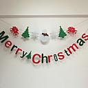 hesapli Ev Dekore Etme-Tatil Süslemeleri Tatiller & Karşılama Saç Süsleri Parti / Noel 1pc