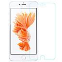 hesapli Erişim Kontrol Sistemleri-Ekran Koruyucu için Apple iPhone 7 Plus / iPhone 6s Plus / iPhone 6 Plus Temperli Cam 1 parça Tam Kaplama Ekran Koruyucular Yüksek Tanımlama (HD) / 9H Sertlik / 2.5D Kavisli Kenar