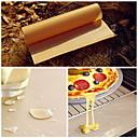 ieftine Ustensile de Gătit-bbq grill rogojini cuptor copt foaie de copt copt linoleum reutilizare hârtie de ulei 40 * 60cm