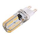 povoljno LED reflektori-YWXLIGHT® 1pc 4 W 300-400 lm G9 LED svjetla s dvije iglice T 80 LED zrnca SMD 3014 Zatamnjen / Ukrasno Toplo bijelo / Hladno bijelo 85-265 V / 1 kom. / RoHs
