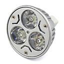 baratos Luminárias de LED-380lm GU5.3(MR16) Lâmpadas de Foco de LED MR16 Contas LED LED de Alta Potência Branco Quente Branco Frio 12V