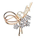 cheap Brooches-Women's Brooches - Brooch Golden For Daily / Casual