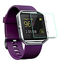 Недорогие Ремешки для спортивных часов-Защитная плёнка для экрана Назначение Fitbit Blaze Закаленное стекло Уровень защиты 9H 1 ед.