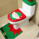 preiswerte Heimbedarf-Weihnachten Originalität dreiteilige Toilette elf Modell