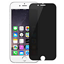 hesapli Galaxy S Serisi Kılıfları / Kapakları-Ekran Koruyucu Apple için iPhone 7 Temperli Cam 1 parça Ön Ekran Koruyucu 2.5D Kavisli Kenar 9H Sertlik