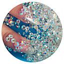 ieftine Machiaj & Îngrijire Unghii-1440pcs Nail Art Kit Bijuterie unghii Ștrasuri Pentru nail art pedichiura si manichiura Zilnic Glitters / Nuntă / Modă / Unghiul de bijuterii