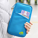 cheap Travel Security-Travel Wallet / Passport Holder & ID Holder / Travel Passport Wallet Waterproof / Portable / Dust Proof for Clothes Fabric / Solid Colored Travel