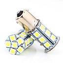 رخيصةأون مصابيح إشارات السيارات-2PCS مصباح سيارة 2W SMD LED 5050 الذيل ضوء / عكس مصباح / ضوء الفرامل