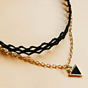 cheap Necklaces-Anklet - Lace Fashion Black For Daily Casual Women's
