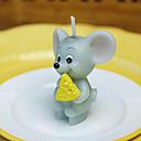 저렴한 스티커&데칼-Bakeware 도구 실리콘 환경친화적인 / 넌스틱 / 휴일 케이크 / 초콜렛 / 사탕을위한 동물 베이킹 몰드 1 개