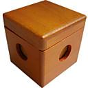 رخيصةأون أدوات & أجهزة المطبخ-تركيب خشبي ألعاب الذكاء هونغ مينغ قفل اختبار الذكاء للبالغين للصبيان للفتيات ألعاب هدية