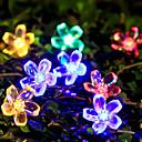 cheap LED String Lights-7m String Lights 50 LEDs Waterproof / IP44