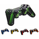 tanie PS3: Akcesoria-Bezprzewodowy / a Kontrolery gier Na Sony PS3 ,  Bluetooth / Handle Gaming / Zabawne Kontrolery gier ABS 1 pcs jednostka