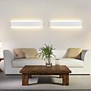 hesapli Duvar Işıkları-Duvar ışığı Ortam Işığı 6WW 90-240V Birleştirilmiş LED Modern/Çağdaş Resim