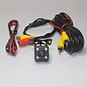 preiswerte Stofftiere-Einparkhilfe Rückfahrkamera 4 führte CCD-HD-Rückseiten-Universal-Backup-Kamera wasserdicht Nachtsicht Umkehren