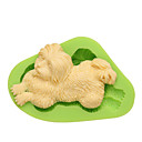 hesapli Fırın Araçları ve Gereçleri-Bakeware araçları Silikon Çevre-dostu / Yapışmaz / Tatil Kek / Kurabiye / Cupcake Hayvan Pişirme Kalıp