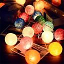 hesapli Dış Ortam Lambaları-2.5m rattan top dize peri ışıklar düğün dekorasyon parti sıcak kullanım renkli peri ışık bahçe dekorasyonu 20leds