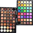 baratos Maquiagem & Produtos para Unhas-Sombra para Olhos / Pós Olhos Gloss Colorido Natural Diário Maquiagem Cosmético