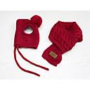 abordables Colliers, Harnais & Laisses pour Chien-Chien Bandanas & Chapeaux Echarpe pour Chien Vêtements pour Chien Couleur Pleine Bleu de minuit Gris Rouge Coton Costume Pour les animaux
