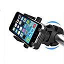 halpa Galaxy S -sarjan kotelot / kuoret-Polkupyörän puhelinteline 360 asteinen lento Kestävä Käyttötarkoitus Maastopyörä Maantiepyörä Pyöräily / Pyörä BMX TT Pyöräily ABS Musta