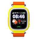 tanie Inteligentne zegarki-Inteligentny zegarek YYQ60A for iOS / Android Ekran dotykowy / Spalone kalorie / Krokomierze Rejestrator aktywności fizycznej /