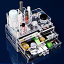 preiswerte Make-up & Nagelpflege-Make-up Utensilien Kosmetikaufbewahrung Bilden Acryl Klassisch Alltag Alltag Make-up Kosmetikum Pflegezubehör