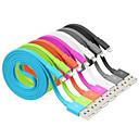 hesapli Ses ve Video Kabloları-USB 3.0 / Yıldırım Kordon / Şarj Kablo / Şarj Kablosu Düz Kablolar / Kablo iPad / Apple / iPhone için 100 cm Uyumluluk Silgi