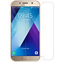 abordables Protections d'Ecran pour Samsung-Protecteur d'écran Samsung Galaxy pour A5 (2017) Verre Trempé 1 pièce Ecran de Protection Avant Antidéflagrant Dureté 9H Haute Définition