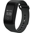 hesapli Oyun Konsolları-akıllı saat bilezik pedometre uyum ios andriod uygulaması yyao9 akıllı bilezik / akıllı saat / su geçirmez kalp hızı izlemek