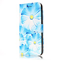 Buy Huawei P10 Lite PU Leather Material Orchid Pattern Painted Phone Case P8 (2017) P9