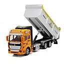 رخيصةأون ألعاب السيارات-شاحنة قلابة لعبة الشاحنات ومركبات البناء / لعبة سيارات 1: 160 المعدنية / بلاستيك 1 pcs للأطفال ألعاب هدية