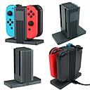 preiswerte Nintendo Switch Accessories-USB Batterien und Ladegeräte Für Nintendo-Switch . Wiederaufladbar Batterien und Ladegeräte ABS Einheit