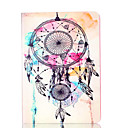 Buy Apple iPad 4 3 2 Case Cover Wind Chimes Pattern Card Stent PU Material Flat Protection Shell
