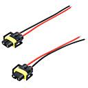 preiswerte HID Leuchte Ausrüstungen-H8 / H11 / H9 Auto Leuchtbirnen 55W Accessoires For Honda / Toyota