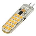 hesapli LED Mısır Işıklar-200-300lm G4 LED Bi-pin Işıklar T 30 LED Boncuklar SMD 2835 Kısılabilir Sıcak Beyaz Serin Beyaz 12V