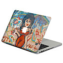 tanie Naklejki na komputery Mac-1 szt. Naklejka na obudowę na Odporne na zadrapania Rysunek Wzorki PVC MacBook Pro 15'' with Retina MacBook Pro 15'' MacBook Pro 13''