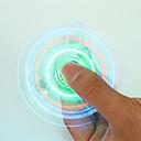 رخيصةأون فيدجيت سبينر-Hand spinne فيدجيت سبينر اليد سبينر يخفف أد، أدهد، والقلق والتوحد مكتب مكتب اللعب التركيز لعبة التوتر والقلق الإغاثة لقتل الوقت ضوء LED