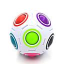 hesapli Bulmaca Oyuncaklar-Rubik küp Sihirli Gökkuşağı Topları Pürüzsüz Hız Küp Sihirli Küpler Stres Gidericiler bulmaca küp Parlak Futbol Hediye Unisex