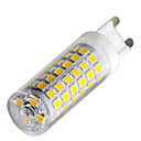 abordables Luces LED de Doble Pin-YWXLIGHT® 9 W Luces LED de Doble Pin 800-900 lm G9 T 76 Cuentas LED SMD 2835 Regulable Blanco Cálido Blanco Fresco Blanco Natural 220-240 V, 1pc / 1 pieza