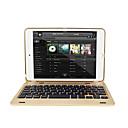 hesapli iPad Klavyeleri-Pouzdro Uyumluluk Apple Klavyeli / Oto Uyu / Uyan / Flip Tam Kaplama Kılıf Sert için iPad Mini 3/2/1 / iPad Mini 4 / Apple