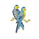 preiswerte Armbänder-Damen Broschen - Grundlegend Brosche Blau Für Normal