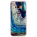 ieftine Carcase / Huse Galaxy S Series-Maska Pentru Samsung Galaxy S8 Plus S8 Model Capac Spate Marmură Moale TPU pentru S8 Plus S8 S7 edge S7 S6 edge S6