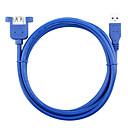 hesapli AC Adaptör ve Güç Kabloları-USB 3.0 Uzatma kablosu, USB 3.0 to USB 3.0 Uzatma kablosu Erkek - Dişi 1.0m (3 ft)