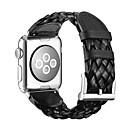 hesapli Fırın Araçları ve Gereçleri-Watch Band için Apple Watch Series 4/3/2/1 Apple Klasik Toka Gerçek Deri Bilek Askısı