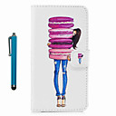 Buy Case Cover Pattern Full Body Stylus Butterfly Hard PU Leather Apple ipod Touch 5 6