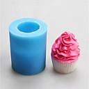 hesapli Bar Gereçleri ve Açıcılar-Bakeware araçları Silikon Çocuklar / Tatil / Yenilikçi Candy Pasta Kalıpları 1pc